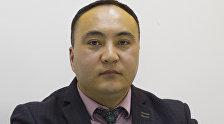 Мамлекеттик каттоо кызматынын уюштуруу, коммуникация бөлүмүнүн башчысы Мелисбек Эржигитов