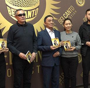 Көзү азиз акын Талантбек Жолдошбеков: ырларым өзүмө эми жага баштады