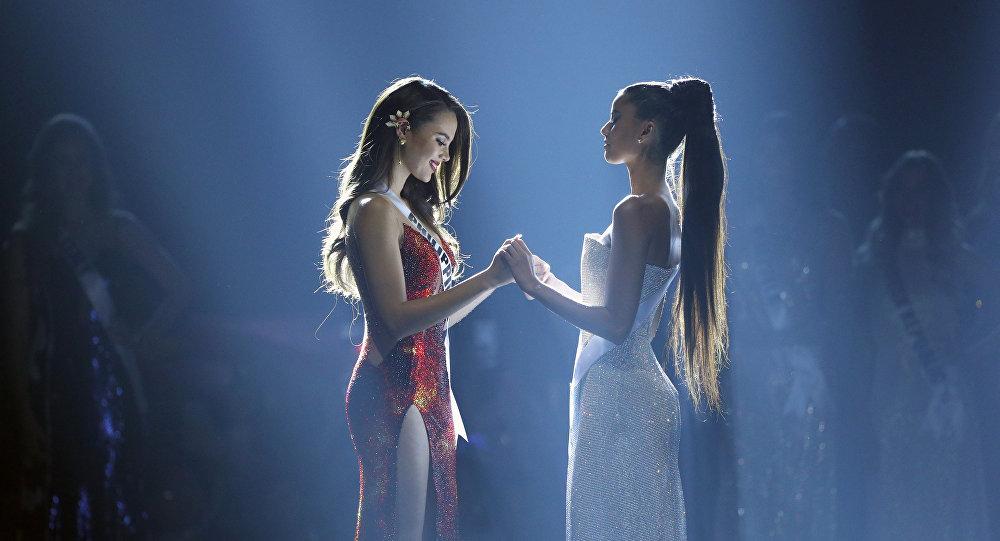 Конкурс красоты Мисс Вселенная — 2018 в Бангкоке