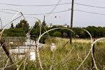 Военный полигон в Кипре. Арихвное фото