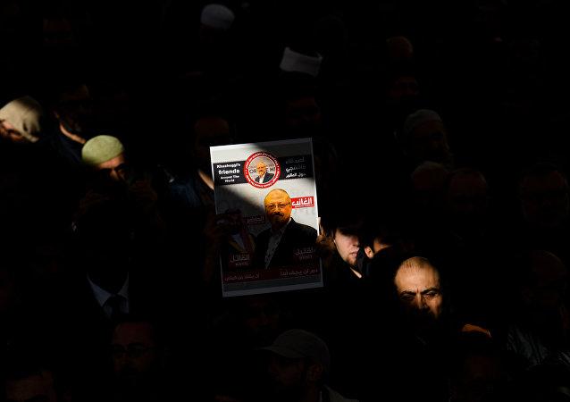 Убийство журналиста Джамаля Хашукджи в Стамбуле
