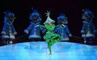 Новогоднее представление в Государственном Кремлевском дворце