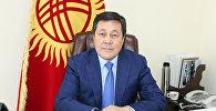 Транспорт жана жолдор министринин орун басары Жеңишбек Ногойбаевдин архивдик сүрөту