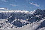 Вид на горы в Таласской области