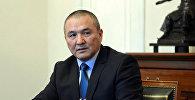 Архивное фото экс министра транспорта и дорог КР Жамшитбека Калилова