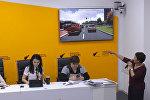 Как в Бишкеке будут ездить новые скоростные автобусы — видео