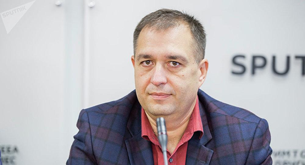 Юрист, доктор права Сергей Мишин. Архивное фото