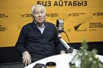 Тарыхчы жана агартуучу Турдубек Шейшеканов