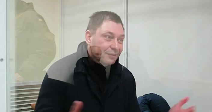 Журналист Вышинский рассказал о своем здоровье и пребывании в тюрьме