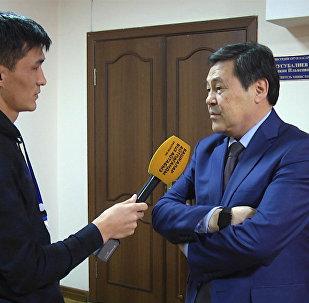 Автобекеттеги чууга карабай транспорт министрине чейин жеткен Ногойбаевдин чыйыры