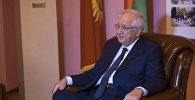 Посол Азербайджана в КыргызстанеГидаят Оруджев. Архивное фото