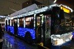 Бишкекте коомдук транспортту эң креативдүү кооздогон айдоочулар арасында сынак жарыяланды