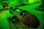 Противолодочная торпеда. Архивное фото