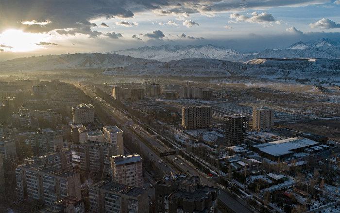 Как делают прогноз погоды в Кыргызстане