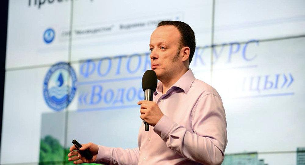 Руководитель лаборатории Комьюнити Владислав Титов. Архивное фото
