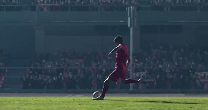 Один удар — целая история. Мотивационное видео про сборную КР по футболу