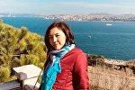Түркиядагы тамак-аш өнөр жайы жаатындагы алдыңкы фирмалардын биринде КМШ өлкөлөрүнө сатуу боюнча экспорт бөлүмүн жетекчиси Сирень Келдибек кызы
