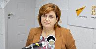 Психолог Зинаида Грибинча. Архивное фото