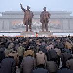 Седьмая годовщина смерти Ким Чен Ира