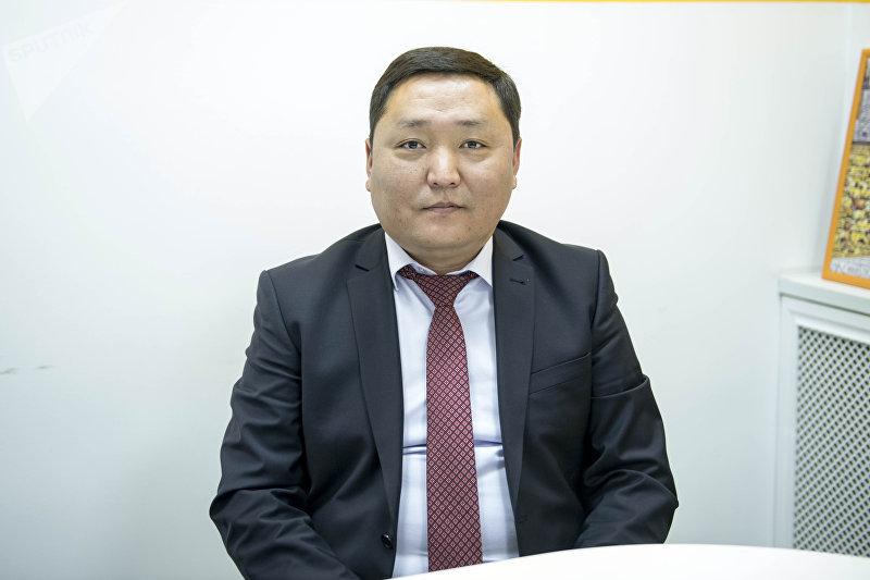 Глава муниципальной администрации Октябрьского района Ренат Айтымбетов