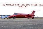 Лимузин-самолет с красивыми стюардессами и шикарным салоном. Видео