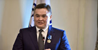 Экс-депутат Жогорку Кенеша Марат Аманкулов. Архивное фото