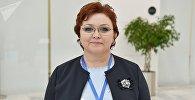 Президент национальной лиги потребителей Казахстана Светлана Романовская. Архивное фото