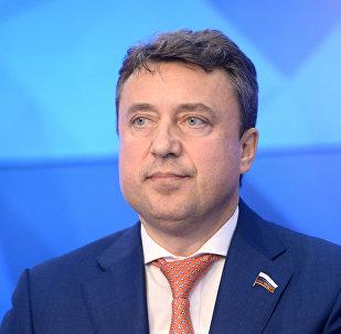 Депутат Государственной Думы РФ Анатолий Выборный. Архивное фото