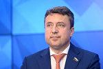 Заместитель председателя Комитета Государственной Думы по безопасности и противодействию коррупции Анатолий Выборный. Архивное фото