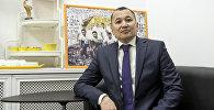 КР өкмөтүнө караштуу монополияга каршы жөнгө салуу мамлекеттик агенттигинин директорунун орун басары Кеңешбай Тайлаков