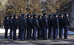 Как выглядит форма туристической милиции КР — фотофакт