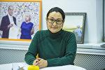 Адабиятчы, филология илимдеринин кандидаты Гүлзада Станалиева