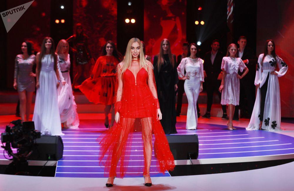Конкурс красоты Мисс Москва проводится с 1994 года