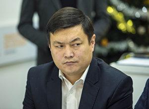 Начальник Управления методологии ГНС Нурлан Умтулов