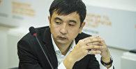 Туризм ассоциациясынын башкаруу кеңешинин жетекчиси Талант Токталиев