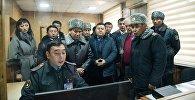 Модернизация УВД Свердловского района Бишкека
