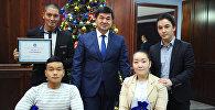 Премьер-министр Мухаммедкалый Абылгазиев принял группу Тумар