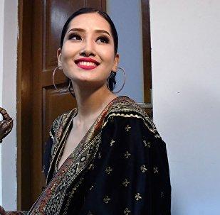 Международный конкурс Посланница красоты в Маньчжурии