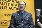 Бишкек ШИИБ башчысынын биринчи орун басары Нурбек Калыкеев