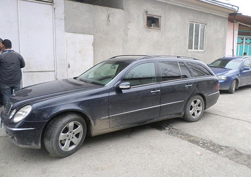Автомобиль жителя Оша, под колесами которого скончался его сын