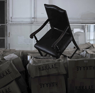 Кресло. Архивное фото