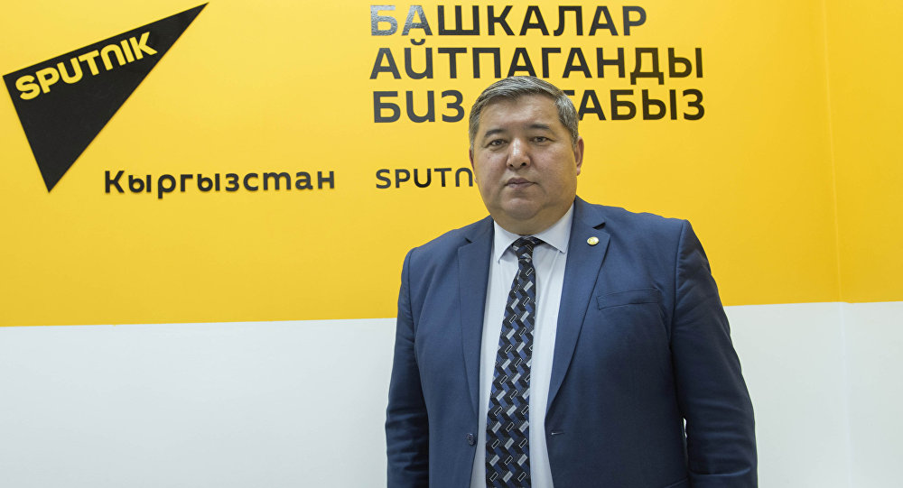 Айыл чарба, тамак-аш өнөр жайы жана мелиорация министринин орун басары Жаныбек Керималиев