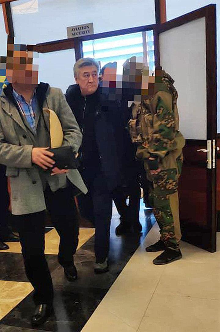 Беглый экс-председатель Государственной таможенной службы (ГТС) Адамкул Жунусов экстрадирован в Кыргызстан
