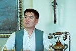 Той-салтанаттарды уюштуруу компаниясынын өкүлү Акыл Ирсалиев