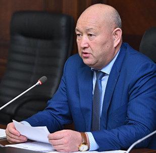 Вице-премьер-министр КР Жениш Разаков