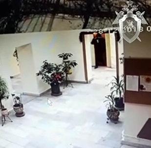 Убили топ-менеджера подрядчика Лукойла — преступление попало на видео