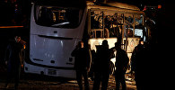 Взрыв автобуса в Гизе