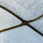 Заснеженные поля в Зимбахе (Германия)