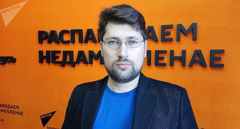 Известный российский экономист, руководитель Центра экономических исследований Института глобализации и социальных движений Василий Колташов. Архивное фото