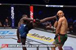 UFC 232: бетке, көзгө тийген муштумдардын видеосу. Нунистен тарта Жонско чейин